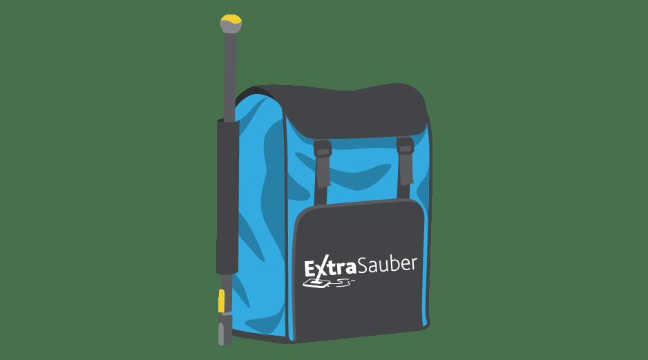 ExtraSauber - Reinigungsmaterial und spezielle Ausrüstung