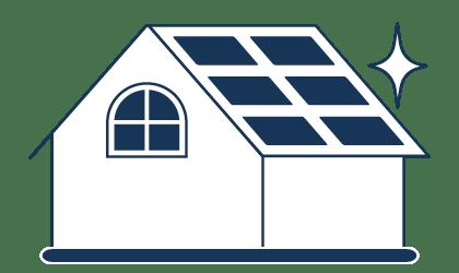Intensive Reinigung von Solaranlagen