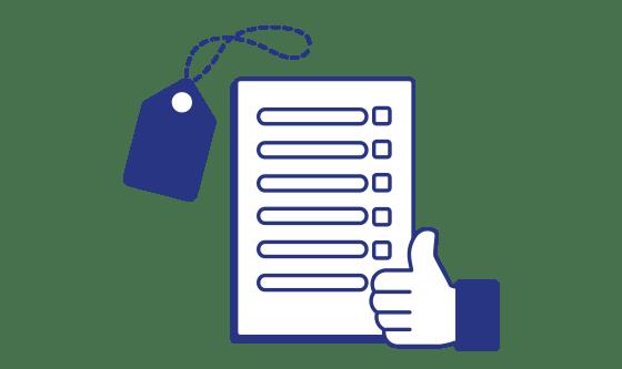 Volle Kostenkontrolle